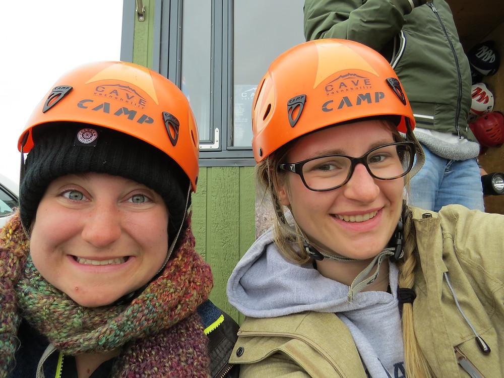 Avec Rachel, une auto-stoppeuse et new friend, Islande, 2015