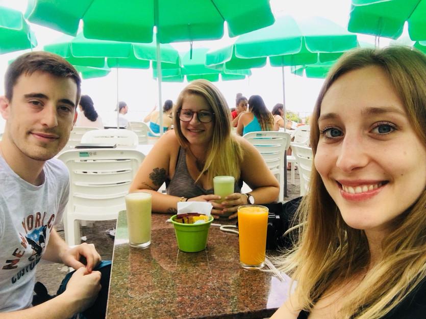 ON M'A FAUCHÉ MON NATEL À RIO !