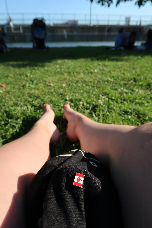 On prend le soleil à Montréal