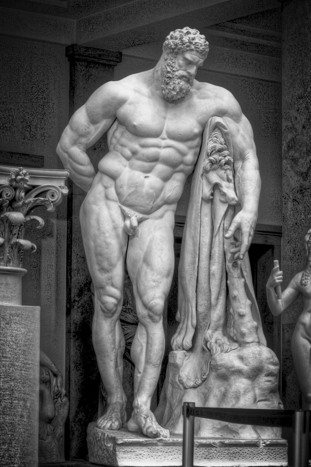 Greek Physique