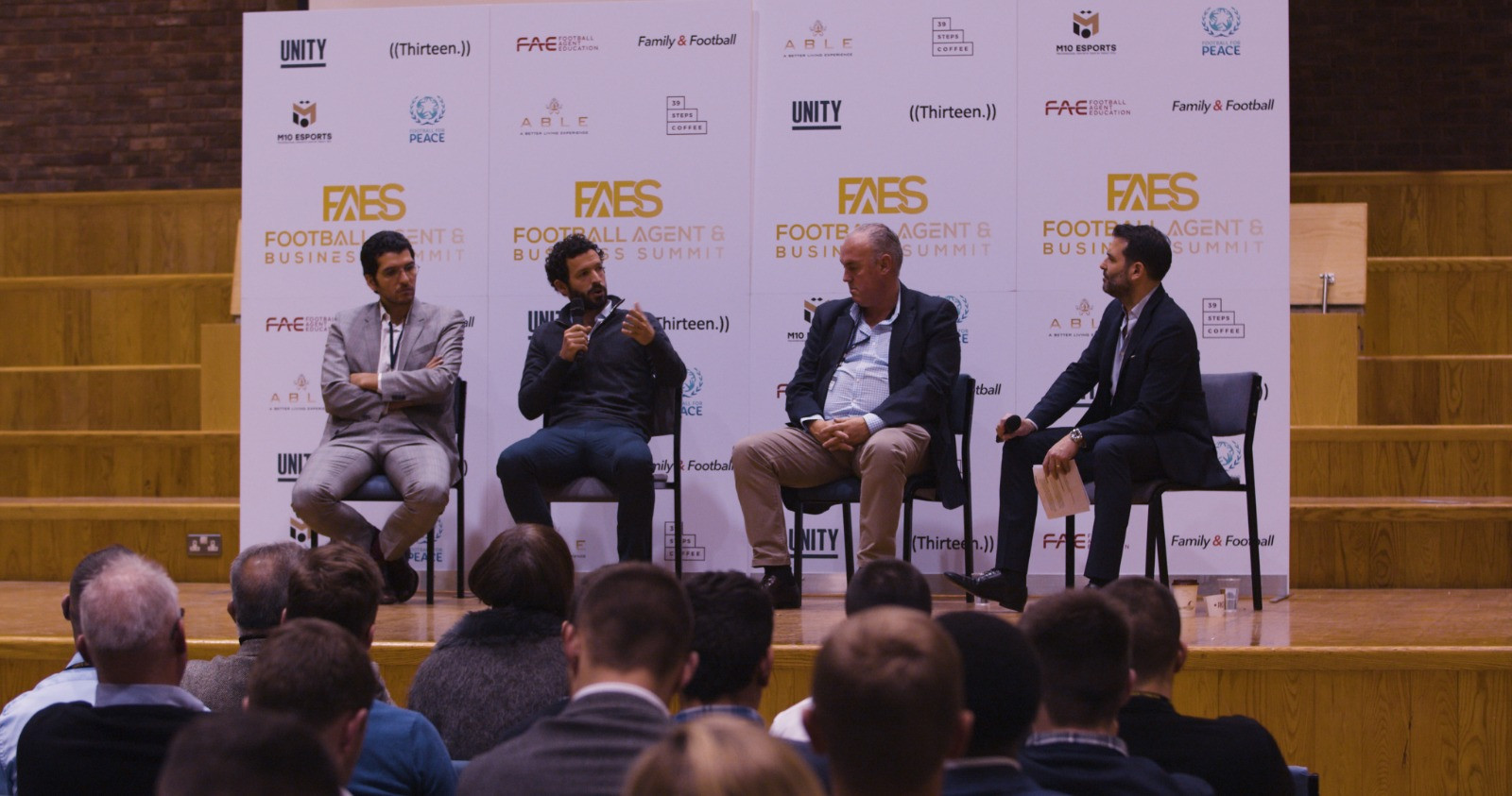 The Fooball Agent & Business Summit 2020