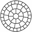 Rosette-Circle
