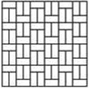 SIngle-Basketweave