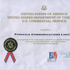 Pinnacle-US AWARD