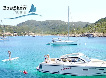 Boatshow Palma 28.04. bis 02.05.2017