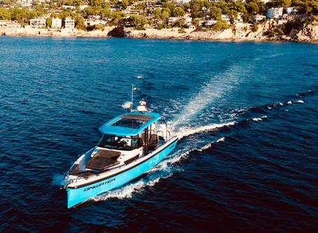 Neues Charterboot auf Mallorca