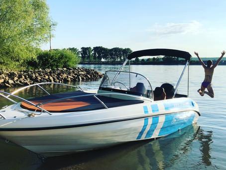 Alle Termine für den Bootsführerschein 2020 sind jetzt Online