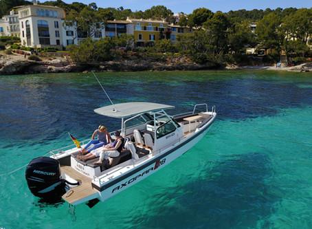 Ab sofort Sportbootführerschein See Ausbildung und Prüfung auf Mallorca