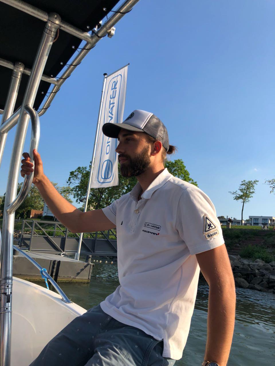 Skipper Hauke 22-5-18-5350