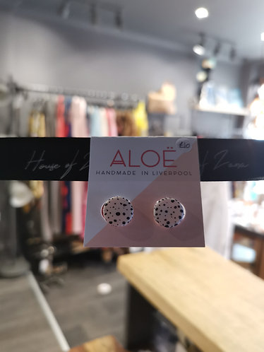Aloe earrings
