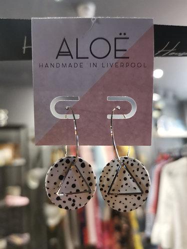 Cute Aloe Earrings