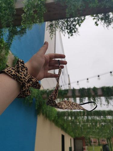 Leopard Silky Jacket