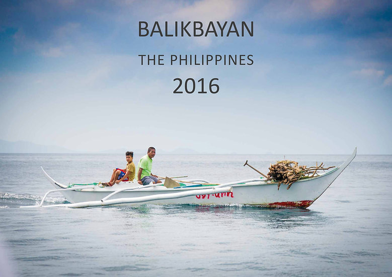 """Balikbayan Philippines 2016"" Kalender"
