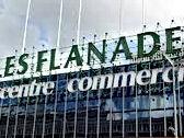 Centre commercial les Flanades