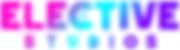 ElectiveStudios_Logo_Final_PinkAquaPurp_