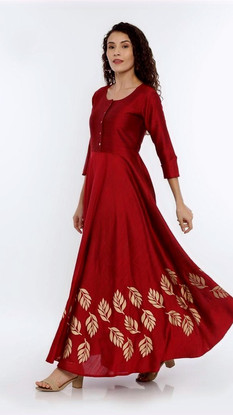 KnotnNeedle Designer Ethnic Wear