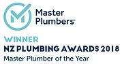 Master Plumber of the Year Award