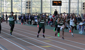 Track and field teams turn in strong showing at Capital