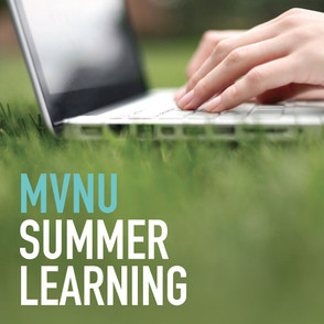 MVNU Summer Learning registration open now