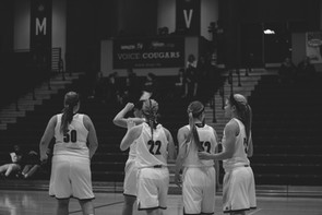 Lady Cougars pick up two Crossroads League victories