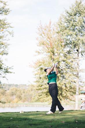Golf finishes successful season