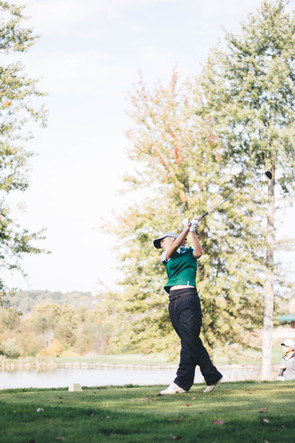 Golf finishes successful season