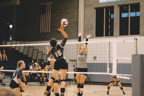 Volleyball takes two victories