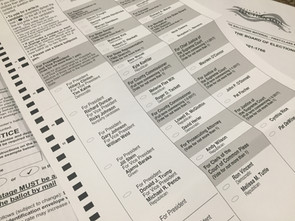 Washington Watch: Voter Fraud Freak Out