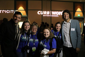 WNZR students take on Christian Music Broadcasters Convention