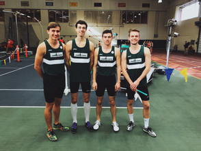 """Track and Field """"gains confidence"""" at Cedarville"""
