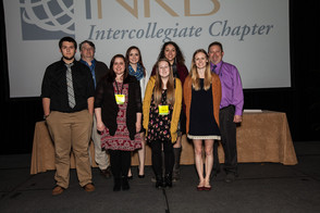 Media students gather awards at national level