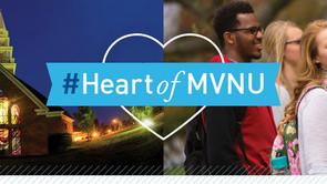 Social media brings out #HeartofMVNU