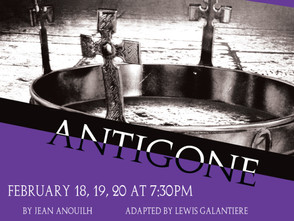Parents strongly cautioned: MVNU to perform Antigone