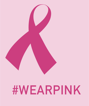 Wear pink to raise awareness