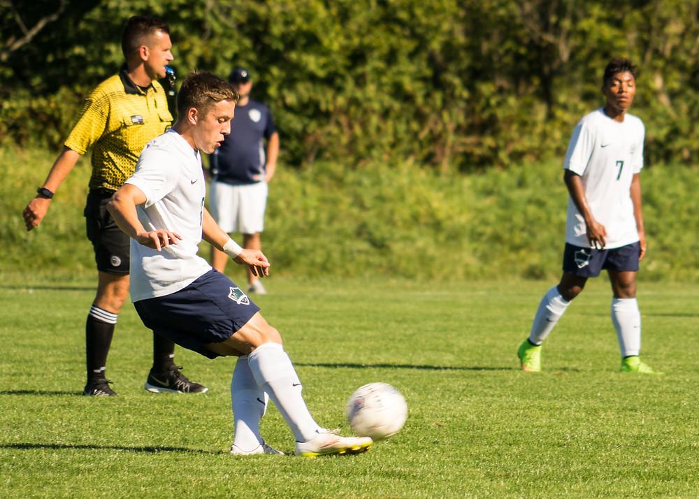Thorben Glüsing - Photo from MVNU Sports Information Department