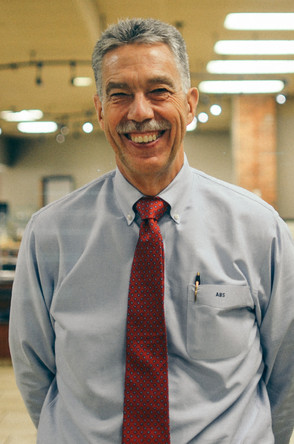 Seven is 'magic number' for departing Pioneer food services director