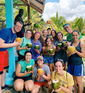 Students attend annual Guyana Mission Trip