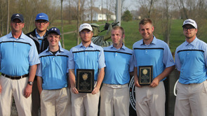 Cougar golfers claim victory in home invitational