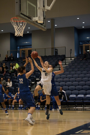 Lady Cougars add a loss and victory