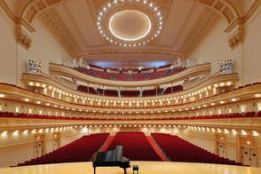 Vosler and DeWalt to perform at Carnegie Hall