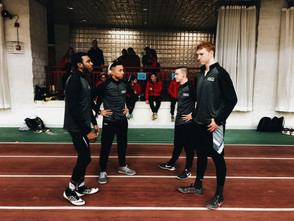 Track competes nationally