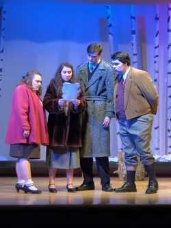 """""""The Lion, the Witch and the Wardrobe"""" Ends Run with Sold-Out Crowd"""