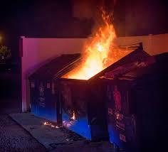 Dumpster Dives, Drives and Fires