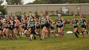 Cross Country competes against top teams in the nation