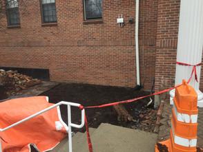 MVNU cafeteria in shambles after pipe break