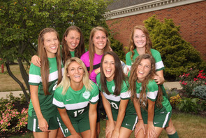 """Soccer seniors wrap up four """"unforgettable"""" years"""