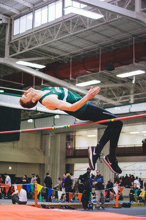 Track & Field athletes set new records at Denison