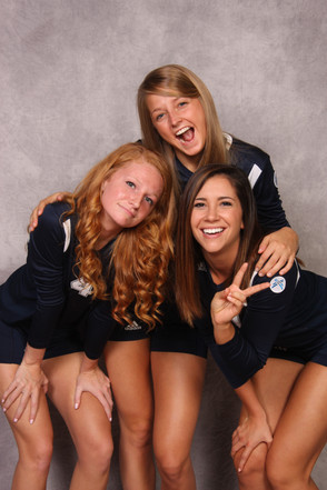 Volleyball Seniors look back