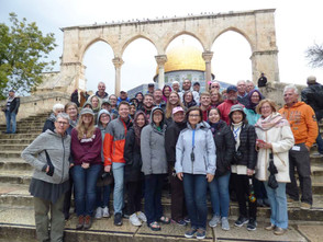 MVNU takes a leap of faith to the Holy Land