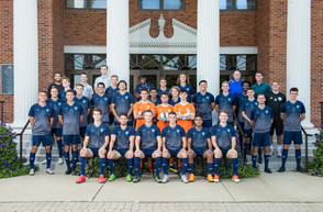 Men's soccer starts season hot